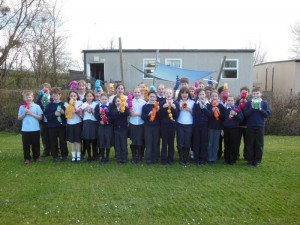 Hunky Punks at Curry Mallet Primary School