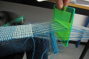 Weaving Workshops, photo: Penny Wheeler