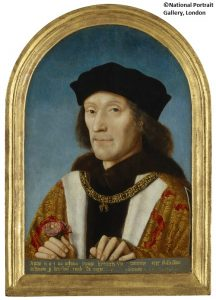 Henry VII © National Portrait Gallery, London